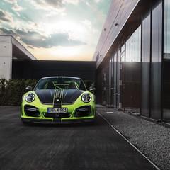 Foto 8 de 15 de la galería techart-911-turbo-gtstreet-r en Motorpasión