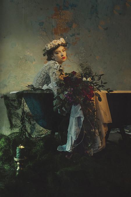 Competencia Abierta Retrato Cristina Venedict Rumania