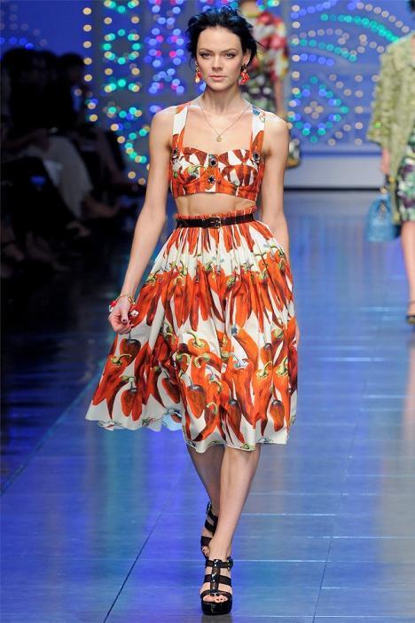 Foto de Dolce & Gabbana Primavera-Verano 2012 (39/74)