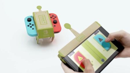 Nintendo Labo Antenauta