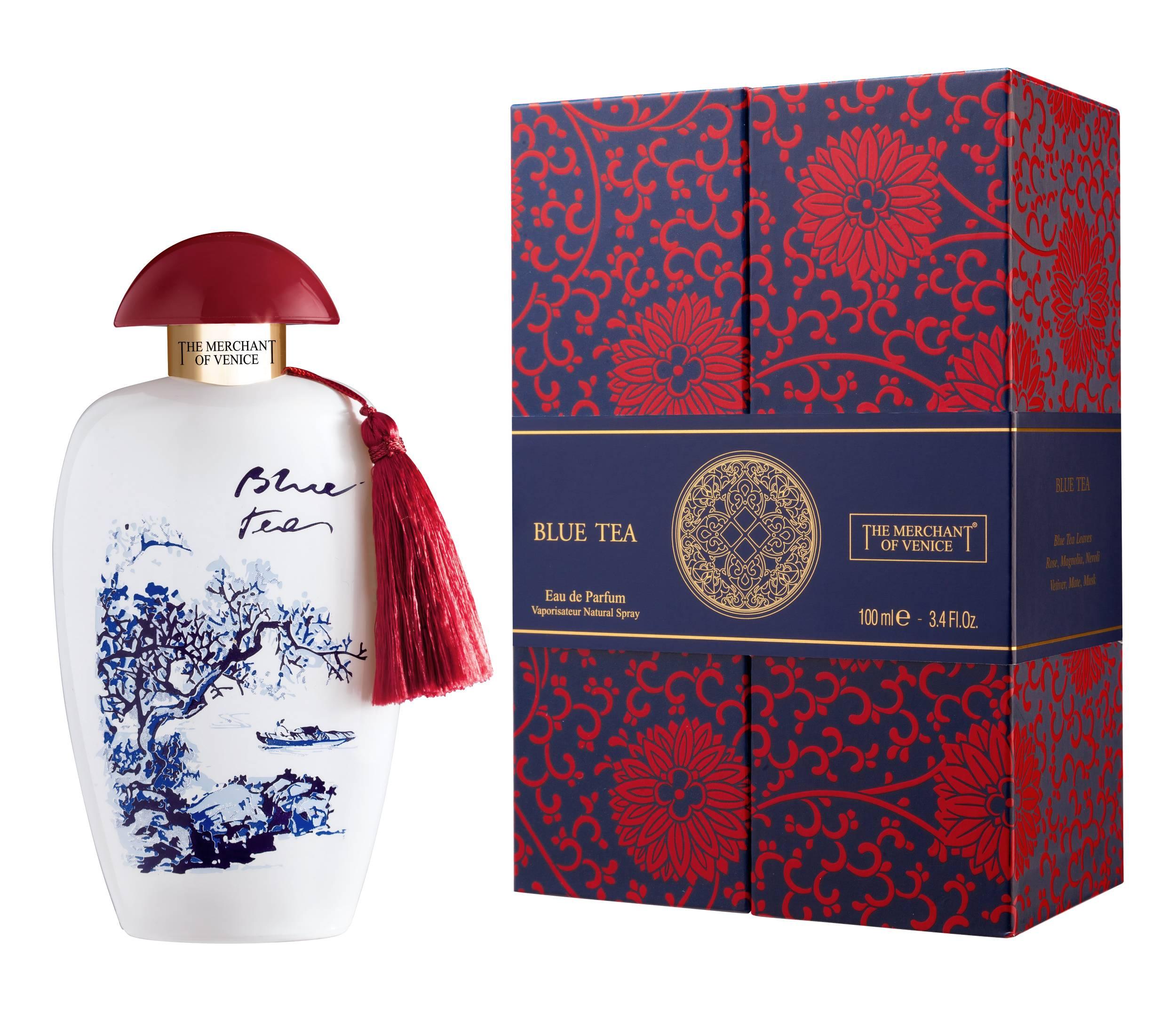 Blue Tea de Mercader de Venecia
