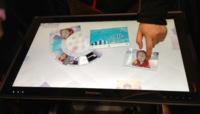 Lenovo IdeaCentre Horizon, el 'tablet' de 27 pulgadas debuta en CES