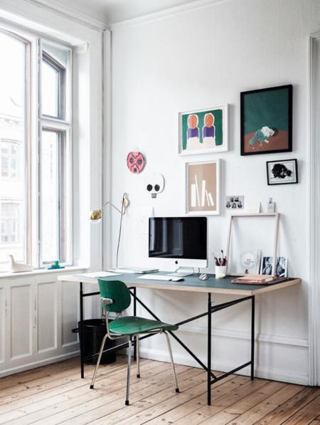 Moderno Escritorio Salon 8
