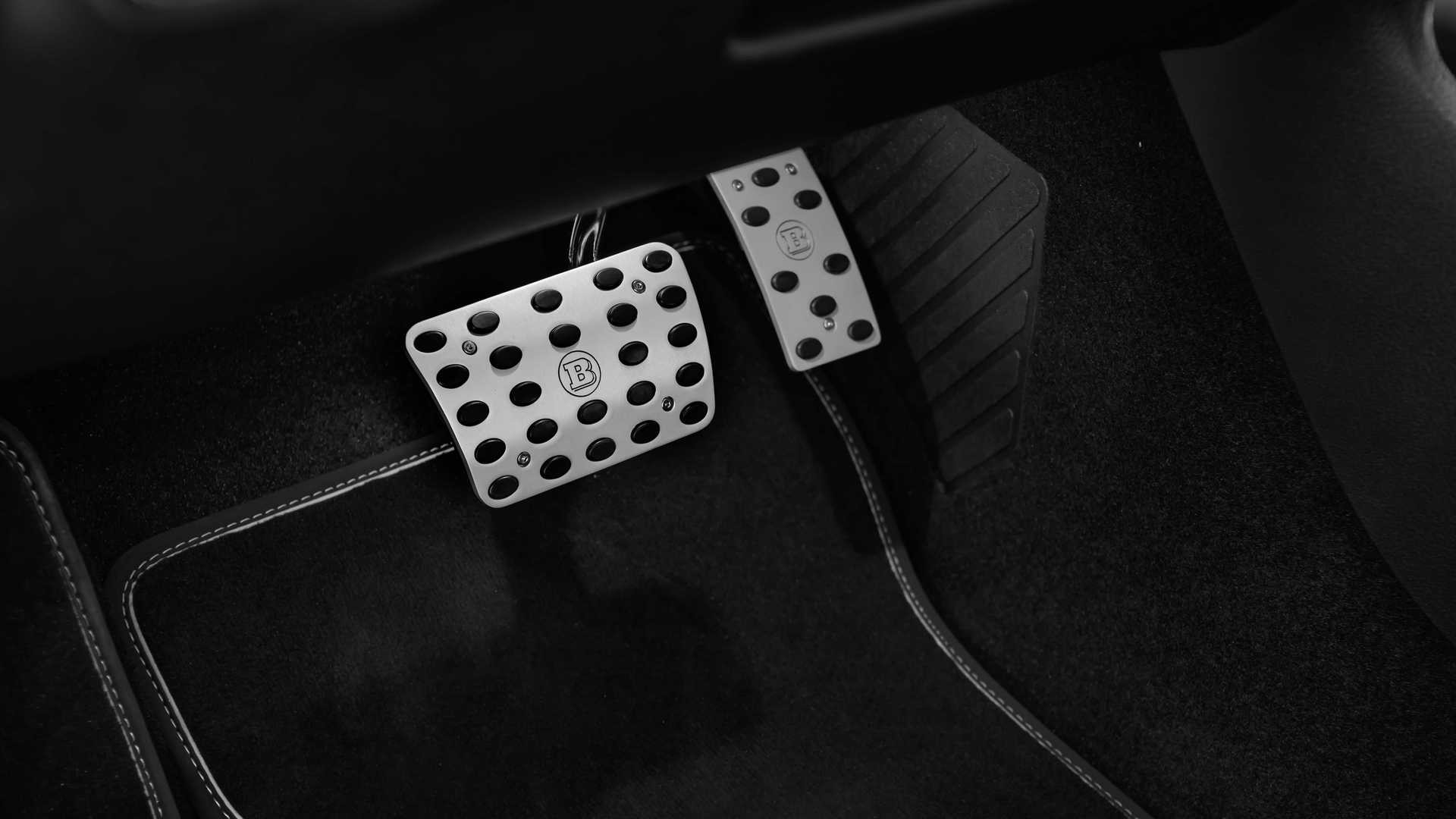 Foto de Mercedes-Benz GLB by Brabus (6/27)