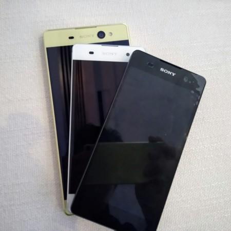 Sony Xperia Xa Xa Ultra E5 Mexico 2