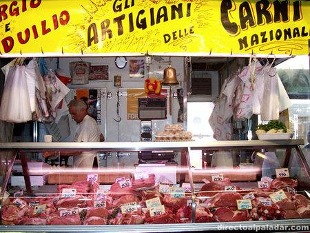 Mercado de Testaccio. Carni