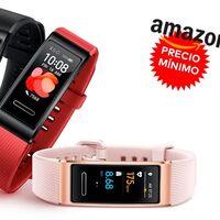 De locura: la Huawei Band 4 Pro también está a su precio más bajo hasta la fecha en Amazon por sólo 39 euros