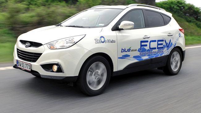 Hyundai ix35 FCEV