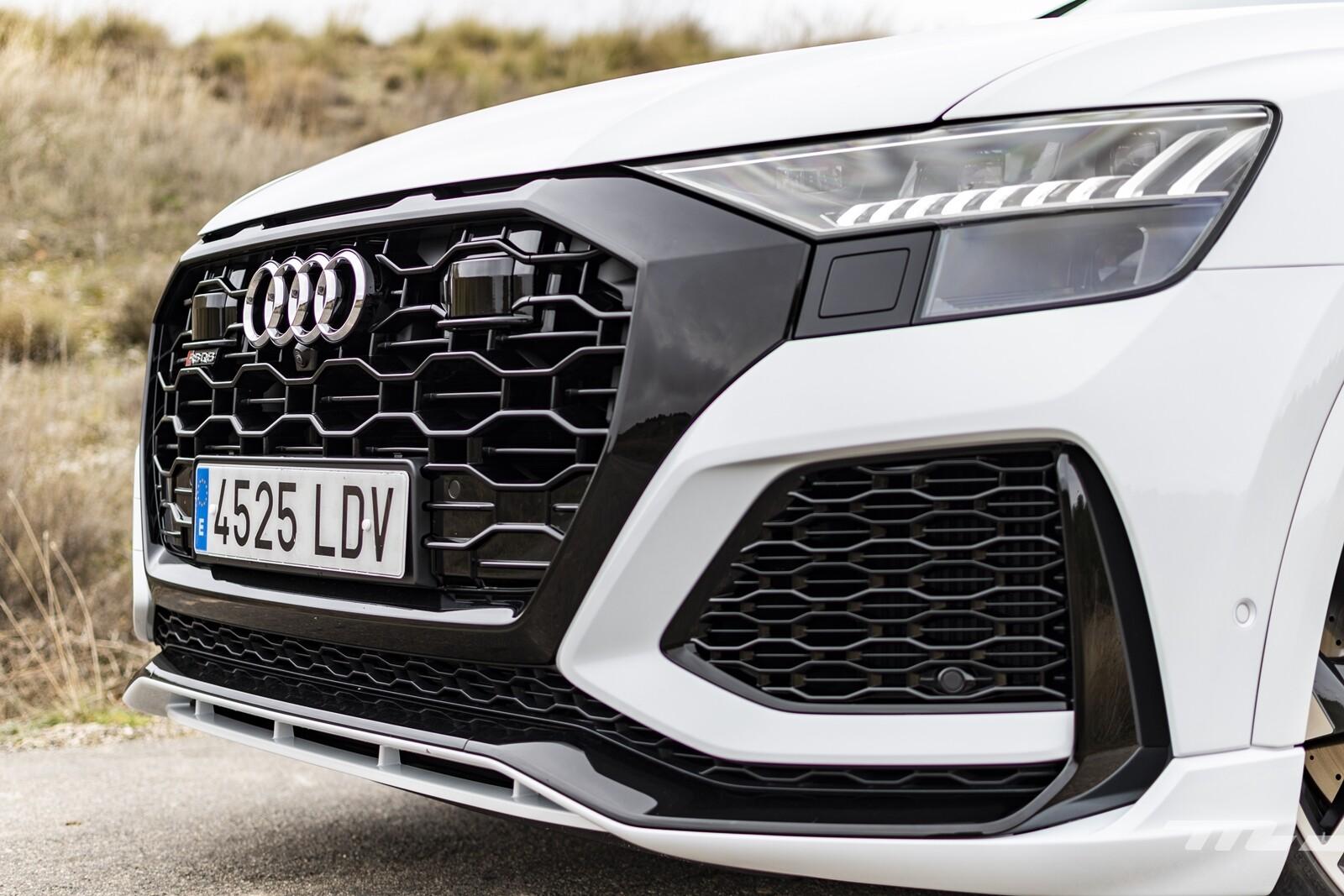 Foto de Audi RS Q8 2020, prueba (33/40)