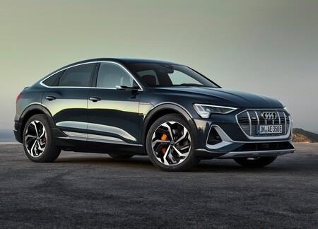 Audi e-tron 2022 recibirá cambios importantes y entre ellos una autonomía de 600 km