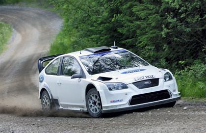 El nuevo Focus WRC 2007 debutará en Finlandia