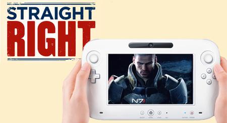 Apostar a tope por Wii U. La estrategia de Straight Right, el estudio encargado de la conversión de 'Mass Effect 3'