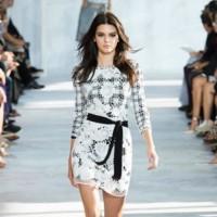 Kendall Jenner debuta en la pasarela de Diane von Furstenberg