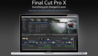 Final Cut Pro X, ¡ya disponible en la Mac App Store!