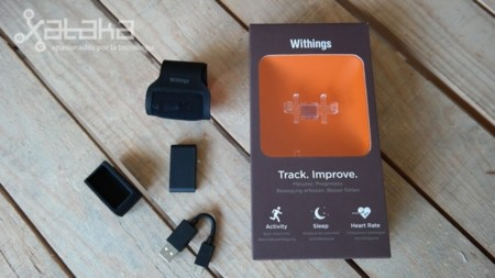Withings pulse analisis xataka caja