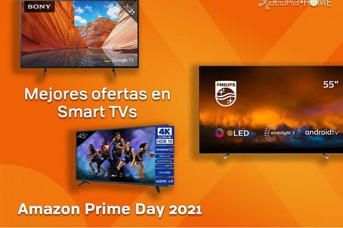 Amazon Prime Day 2021: mejores ofertas en Smart TV OLED, UHD y más