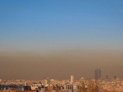 Las motos no entrarán en el nuevo protocolo anticontaminación de Madrid