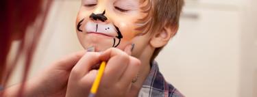 Maquillaje para niños: qué debes tener en cuenta a la hora de comprarlo y utilizarlo de forma segura