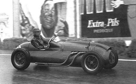 Mike Hawthorn Cooper T20 GP Bélgica 1952