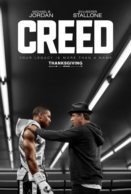Póster de Creed