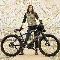 """La Cafe Moto Go! engaña con su nombre: es una bicicleta eléctrica con aires de motocicleta """"vintage"""" y es una edición limitada"""