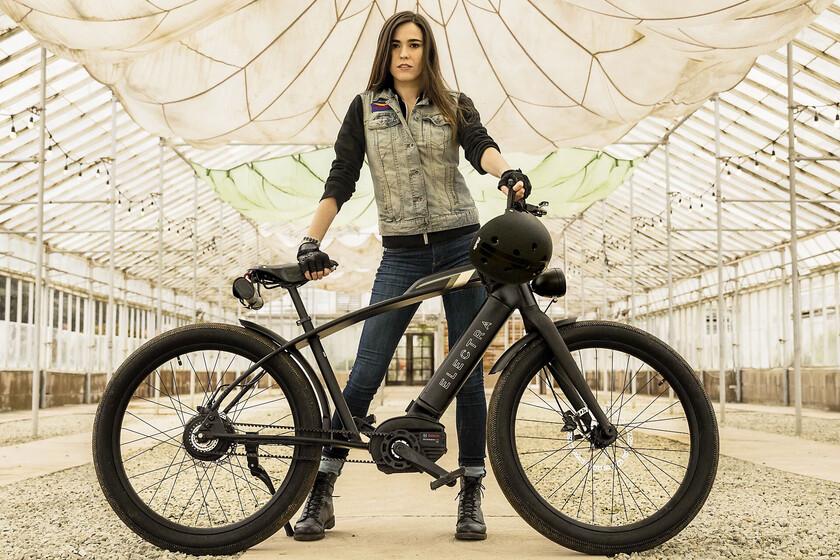 """La Cafe Moto Go! engaña con su nombre: es una bicicleta eléctrica con aires de motocicleta """"vintage"""" y es una edición limiyada"""