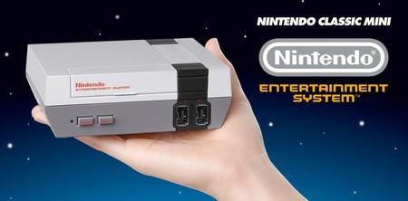 El NES Classic Mini regresa y sí, ya está disponible para su compra en México