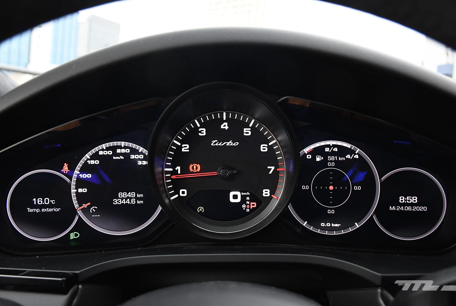 Foto de Porsche Cayenne Turbo Coupé (prueba) (20/28)