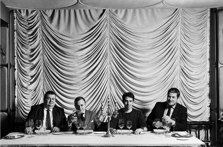 Carlos Mateos, Jon Sarabia, Joan Pujol-Creus y Borja Beneyto.