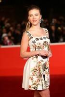 Scarlett Johansson confió en Chopard para la Alfombra Roja