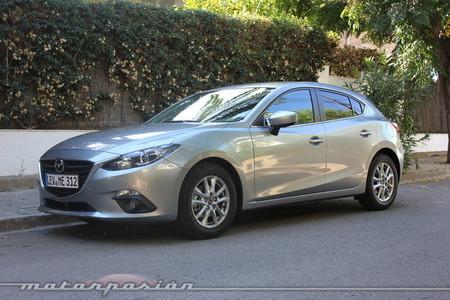 Mazda3, presentación y prueba en Barcelona