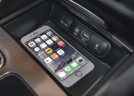 Kia Optima Smartphone