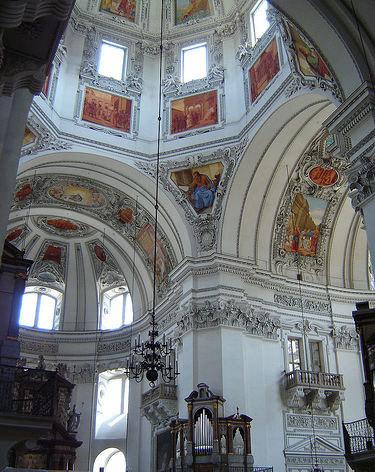 Salzburgo Catedral