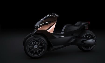 Onyx Supertrike, el prototipo mixto urbano-deportivo de Peugeot