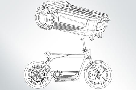 Harley Davidson Bateria