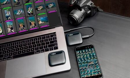 Un SSD pequeño y ligero y con un TB de capacidad como el Crucial X6 de 1 TB está ahora a precio mínimo en Amazon por sólo 87,99 euros