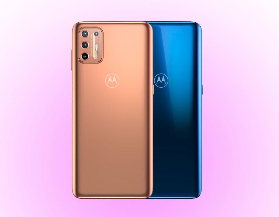 Motorola Moto G9 Plus: la
