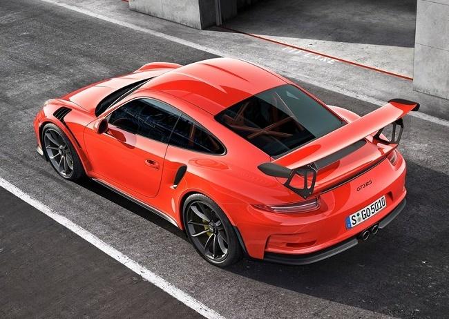 Foto de Porsche 911 GT3 RS (4/8)