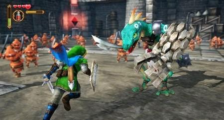 Anunciado Hyrule Warriors para Wii U