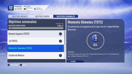 Fifa 19 Central Fut En Los Menus 176