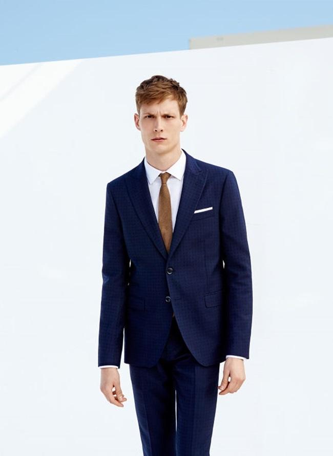 Zara trajes masculinos verano 2015