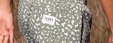 Sunno apuesta por el detalle sartorial y los prints para su nueva colección de trajes de baño