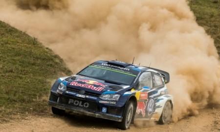 Sebastien Ogier y Volkswagen, de nuevo campeones del mundo de rallyes