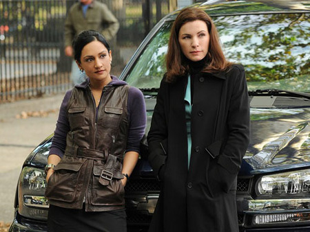Kalinda, la revelación de la temporada en 'The Good Wife'