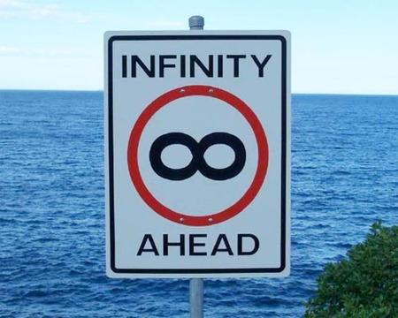 ¿Se puede medir el infinito? (II)