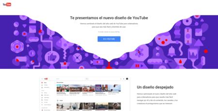 Cómo activar el nuevo diseño de YouTube de forma inmediata