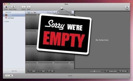 Ehon, visualiza y lee tus comics/epubs desde tu Mac