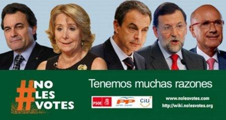 Relacionan a NoLesVotes con la reapertura del caso del espionaje en la Comunidad de Madrid