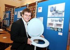 Tapa del WC que reduce el ruido