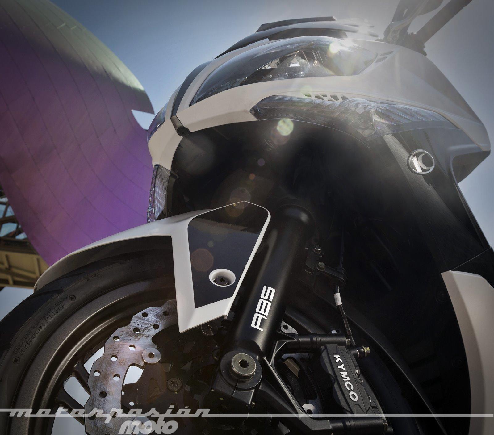 Foto de Kymco Xciting 400i ABS - Detalles (52/55)